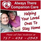 Always There Companion Care, LLC.