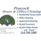 Peacock House and Office Cleaning