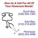 Bay Area Senior In-home Care.