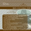 B&N CLEANING SERVICE