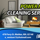 power max cleaning