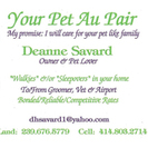 Your Pet AuPair