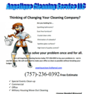 Angelique Cleaning Service LLC