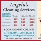 Angela General Cleaning Services