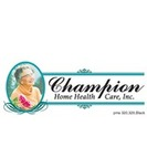 Champion Home Health Care - Martin & North Palm Beach County