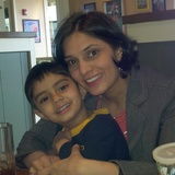 Photo from Divya D. for child care job in Washington