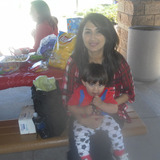 Photo from Madiha S. for child care job in Irvine