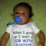 Photo from Alya S. for child care job in Washington
