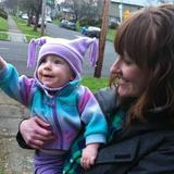 Photo from Kim B. for child care job in Portland